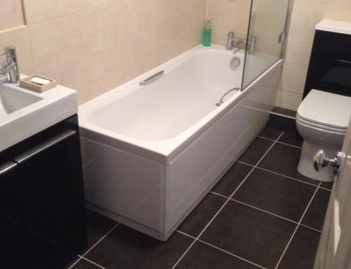 Bathroom Fitting and Extensive Repair